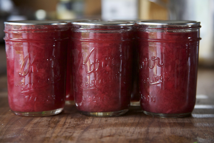 Rhubarb Jam | grow it cook it can it