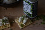 Cheese and Crackers, from Grow it Cook it Can it
