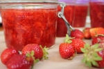 Strawberry Freezer Jam, from My Pantry Shelf