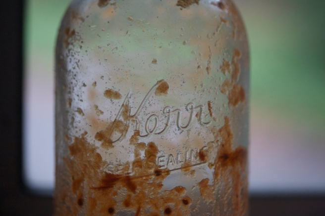 empty jar!