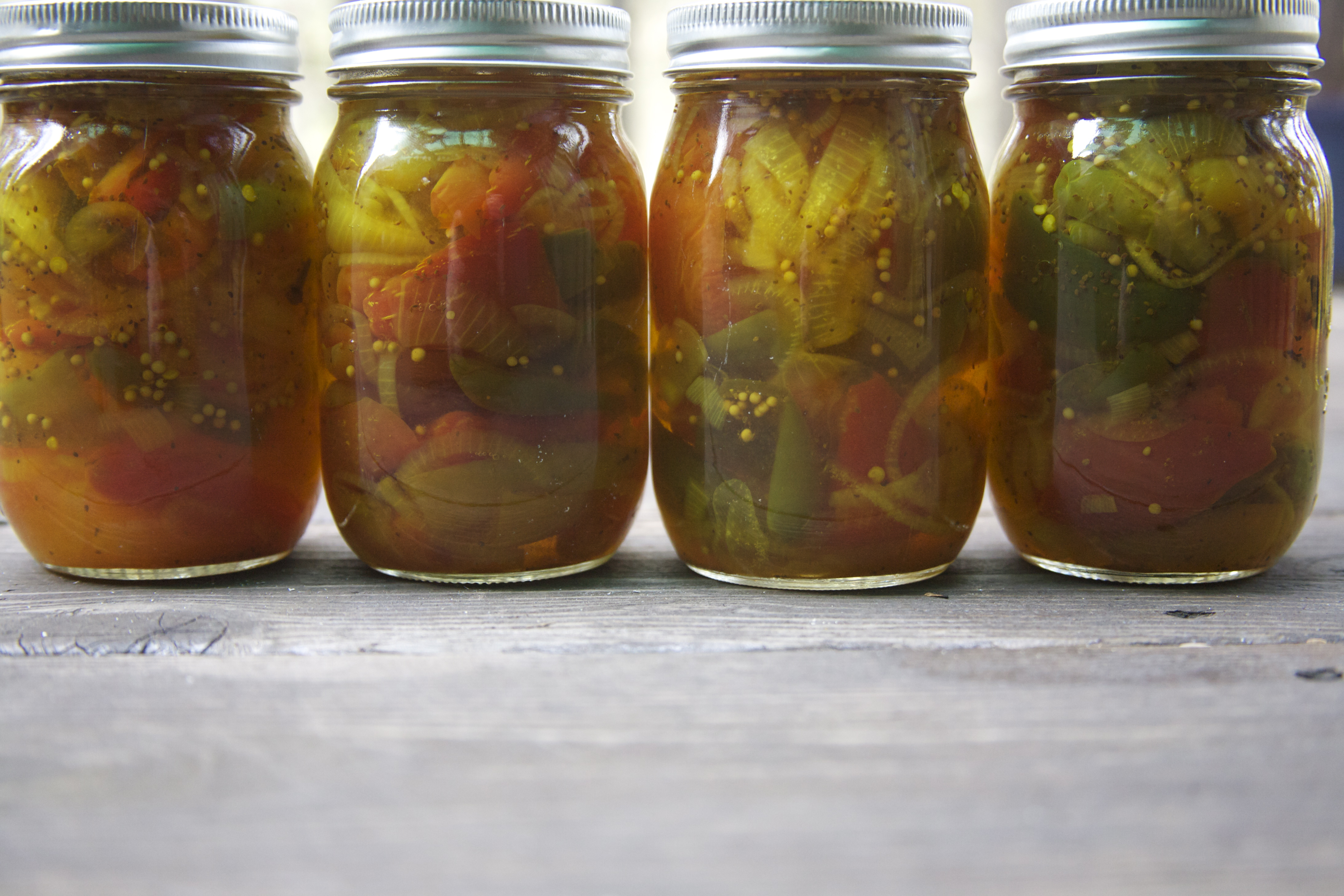 jalapeno bread and butter pickles