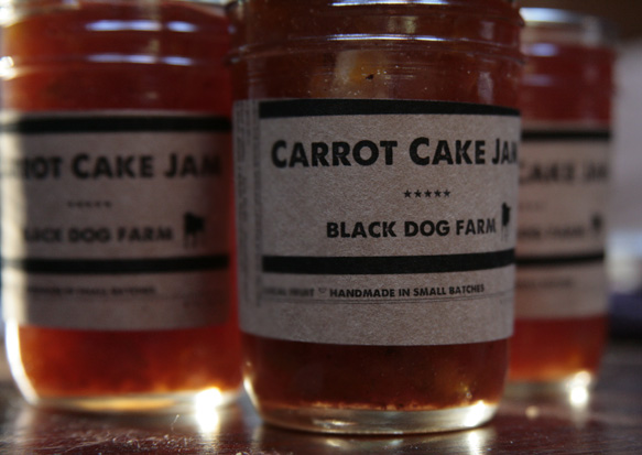 Carrot Cake Jam | grow it cook it can it