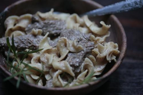 beef stroganoff 2