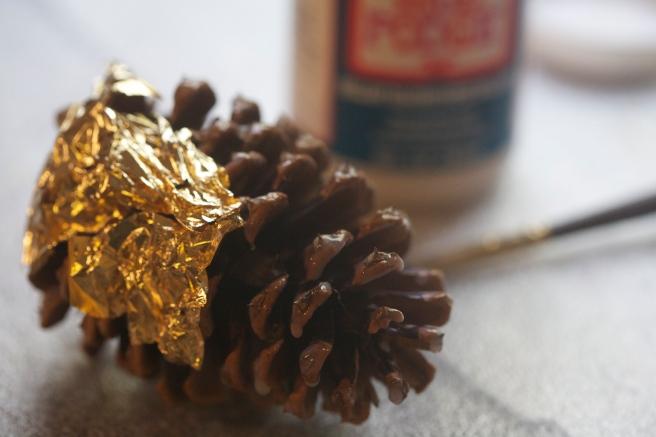 pine cones step 1