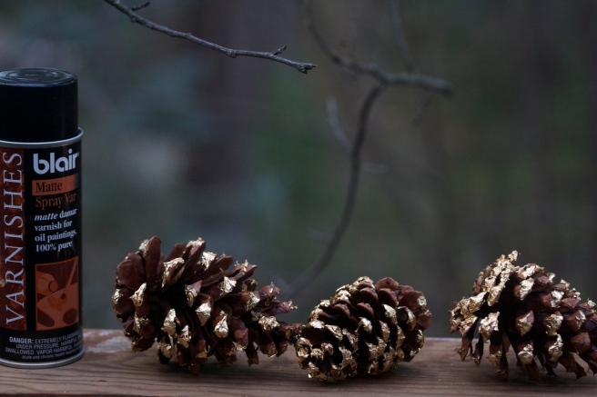 pine cones step 2