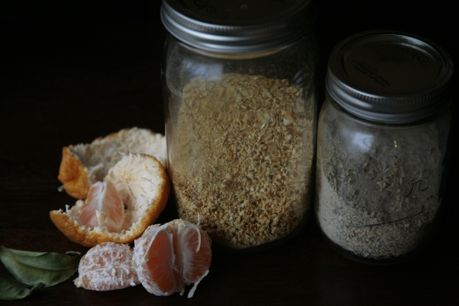 tangerine peel powder